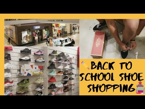 BACK TO SCHOOL SHOPPING | BLACK FAMILY VLOGS