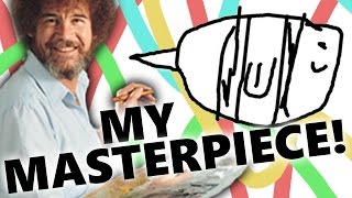 DRAWING MASTERPIECES FOR GOOGLE?! | Quick, Draw!