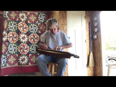 Chromatic Double-bottom Dulcimer No.111