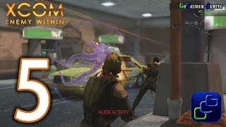 XCOM: Enemy Within Walkthrough - Part 5 - Operation Cursed Skull - Alien Abductions
