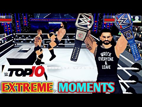 Download Wr3d 2k21 Top 10 Extreme Moments    Extreme Moments Compilation    Wr3d    Wr3d Top 10!