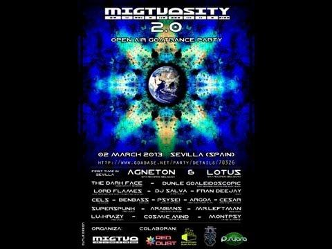 DJ Salva - Migtuosity 2.0 - Old School Goa Trance 2_03_2013 (Sevilla)
