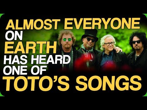 Almost Everyone On Earth Has Heard One Of Toto's Songs (One Hit Wonders, Rewind and Legolas)
