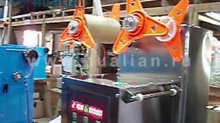 Настольный запайщик лотков HL-95A(http://www.hualian.ru/ Оборудование для фасовки и упаковки, от обычного запайщика до крупных производственных линий...., 2016-06-16T11:24:28.000Z)