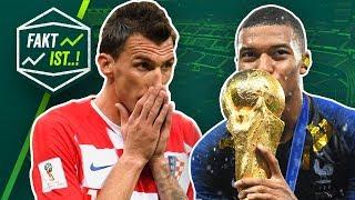Fakt ist..! Mbappé schreibt Geschichte! Hazard bester Spieler der WM? WM 2018 Edition