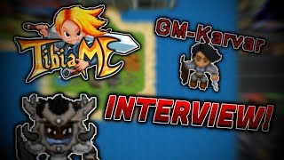 TibiaME Interview with GM-Karvar on GM-Island