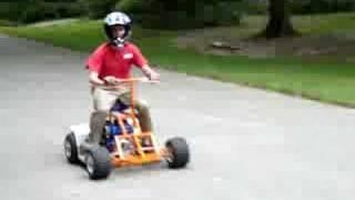 Brads Barstool Racer 2