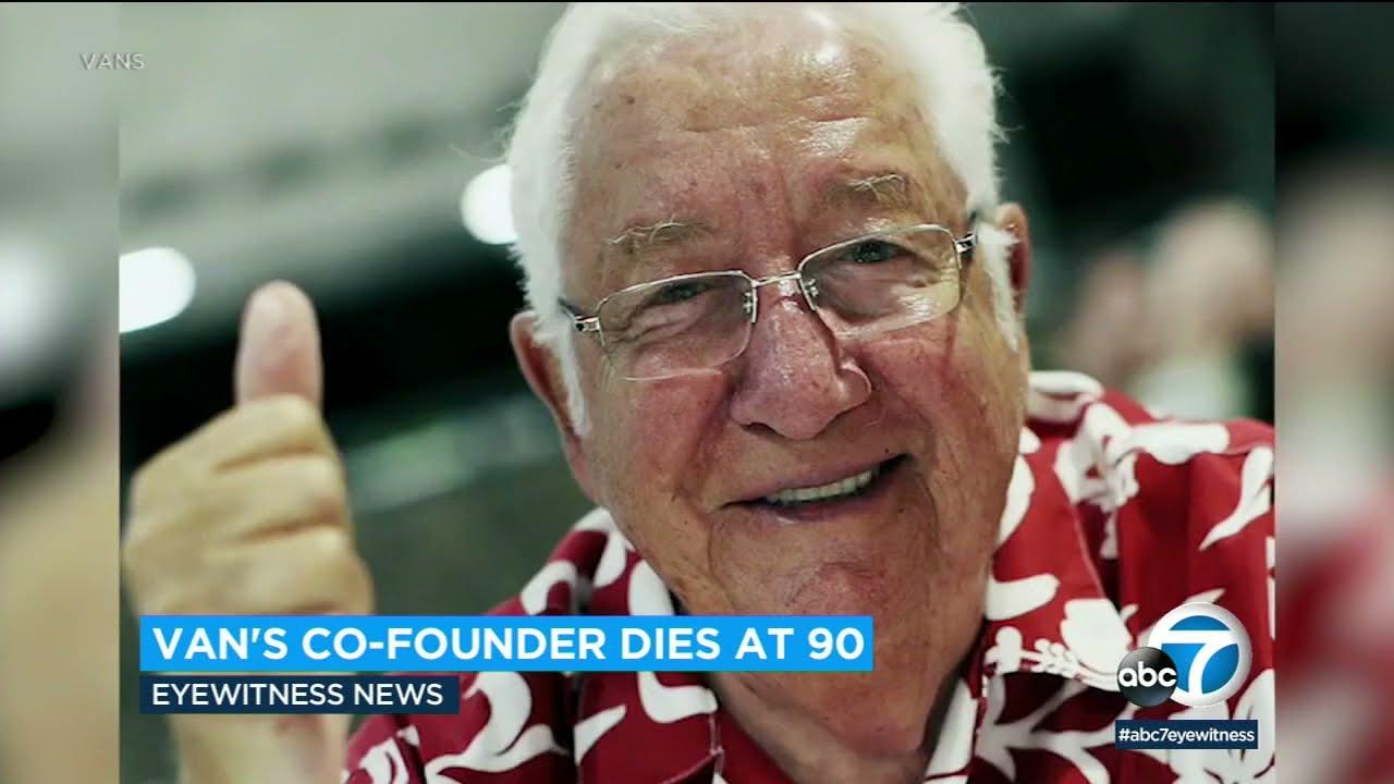 Vans co-founder Paul Van Doren dies at 90