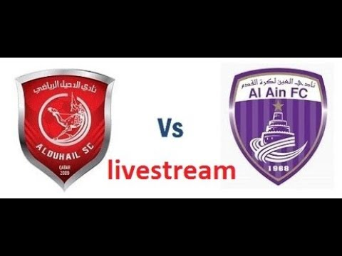 Al-Duhail (Qat) vs Al Ain (Uae)|| ASIA: AFC Champions League - Round 3||08 Apr 2019
