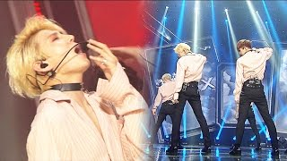Video 《ROMANTIC》 빅스(VIXX) - 사슬(Chained up) @인기가요 Inkigayo 20151129 download MP3, 3GP, MP4, WEBM, AVI, FLV Oktober 2017