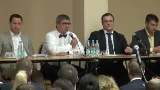 Видеозапись встречи обманутых дольщиков Loft Park с представителями Абсолют Банка и др. Часть 1 из 5