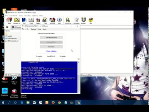 kms auto activator for windows 10 pro