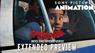 First 9 Minutes of the Movie   SPIDER-MAN: INTO THE SPIDER-VERSE