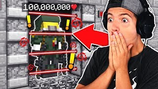 THE WORLD'S DEADLIEST PRISON GUARD! (Minecraft Prisons #4)