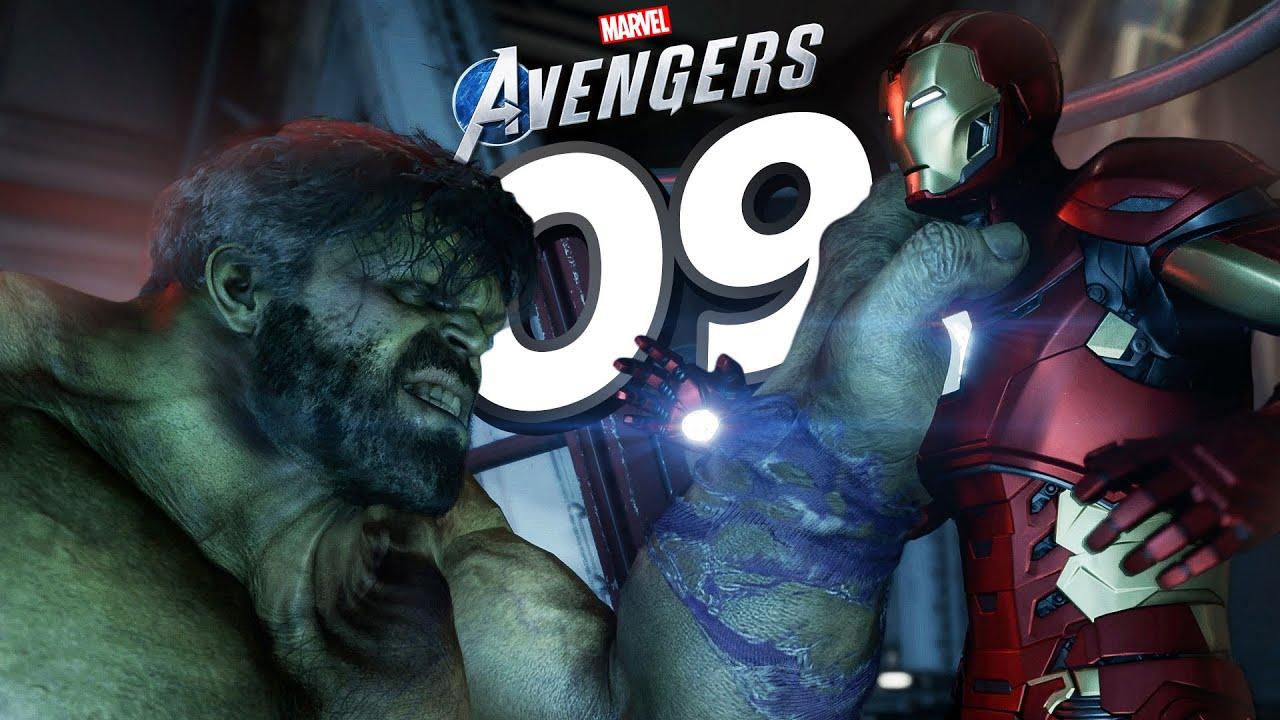 Marvel's Avengers - 9 - รวมทีมทีไร บรรลัยทุกที