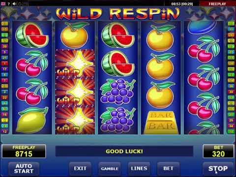 Spiele Wild Respin - Video Slots Online