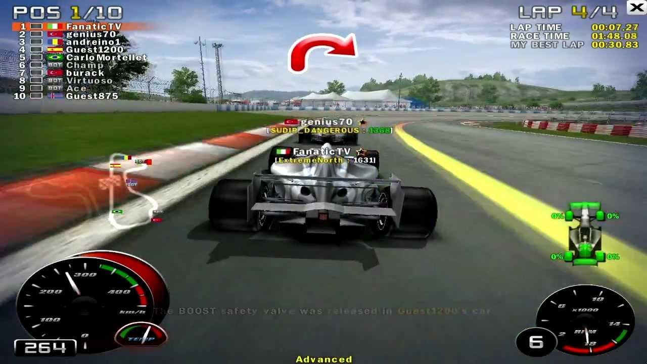 Spain Gp Superstar Racing 2015 My Best Lap Free Game