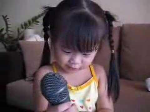 Yin yin karaoke hokkien song 爱拼才会赢 (Ai Piah Cia Eh Yia)
