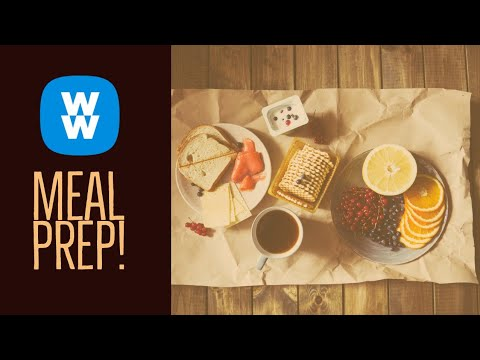WEEKLY WW MEAL PREP / 3 RECIPES / VLOGMAS DAY #10 / WEIGHT WATCHERS!