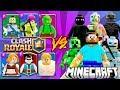 CLASH ROYALE vs MINECRAFT LEGO Marvel's Avengers (LEGO Vingadores) Briga de Heróis #188