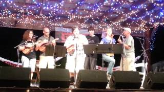 Ukulele Fight Club of Kansas City - Stray Cat Strut & Hotel Yorba - UWCV