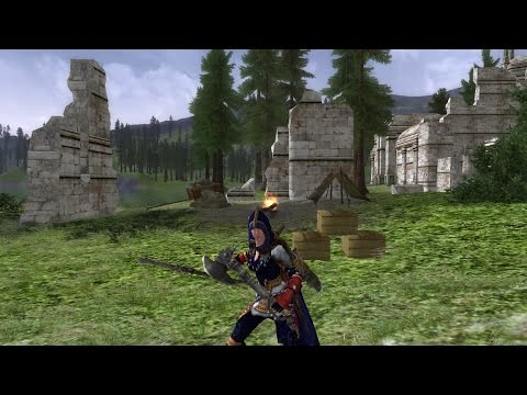 LOTRO: Hunter Gameplay 2015 (Lord of the Rings Online Gameplay 2015) HD