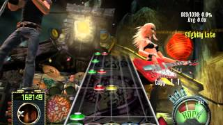 Guitar Hero 3 Custom - Avenged Sevenfold - Radiant Eclipse