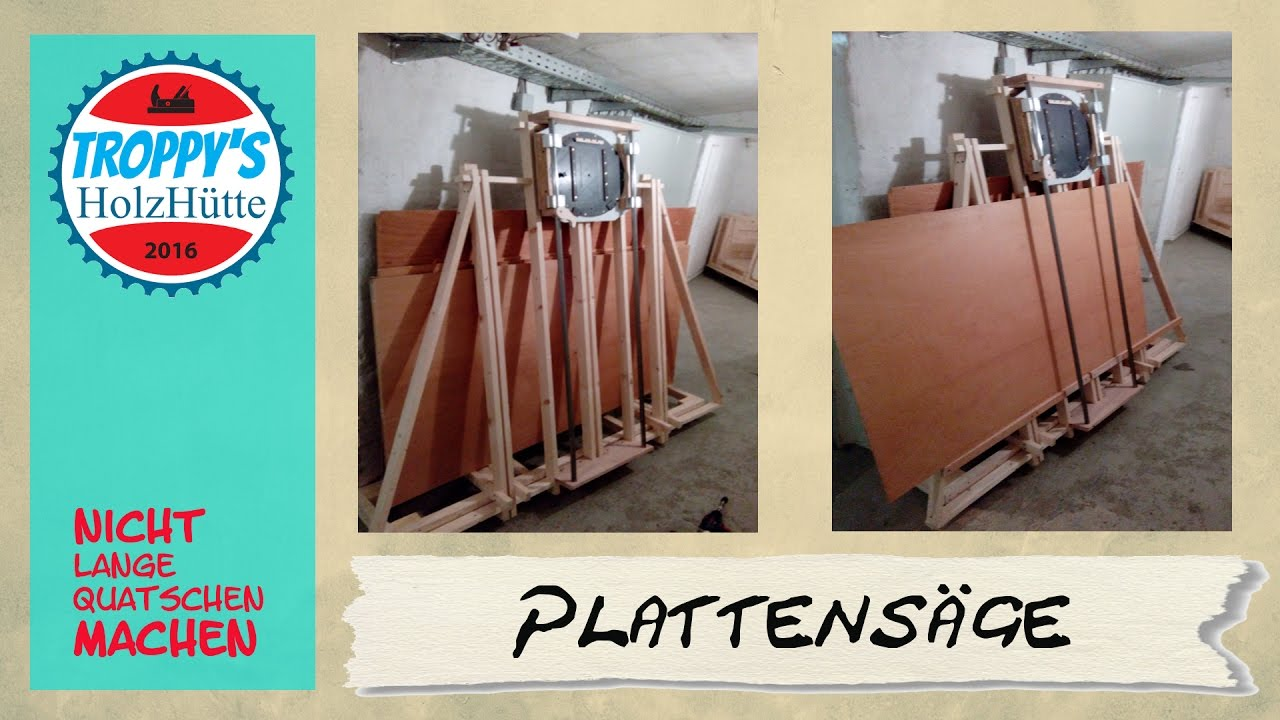 vertical panel saw mobile plattens ge mit sketchup zeichnung youtube. Black Bedroom Furniture Sets. Home Design Ideas