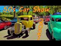 Classic Car Show [msra Back To The 50s] 2021 Samspace81 4k Classic Cars, Hot Rods, Antique Trucks