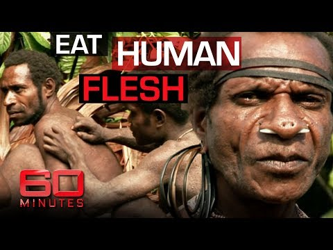 Last ever cannibal tribe | 60 Minutes Australia