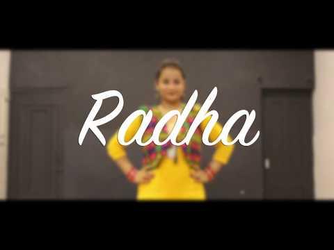 Mai Bani Teri Radha  G M Dance Centre  Deepak Tulsyan Choreography
