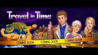 """[CC NEWS] : Season Six of Criminal Case: """"Travel in Time"""" 