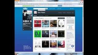 Kostenlos und Legal Musik aufnehmen (Simfy,Rdio,last.fm etc) mit Audials Tunebite 9