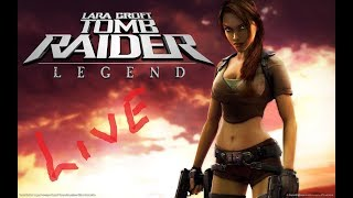 Tomb Raider Legend  Live Stream Part #1