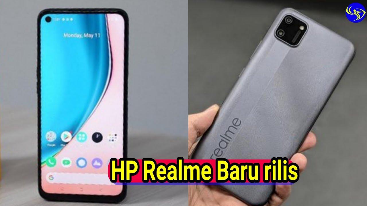 3 HP Realme Baru Rilis Ke Indonesia~Tahun 2020