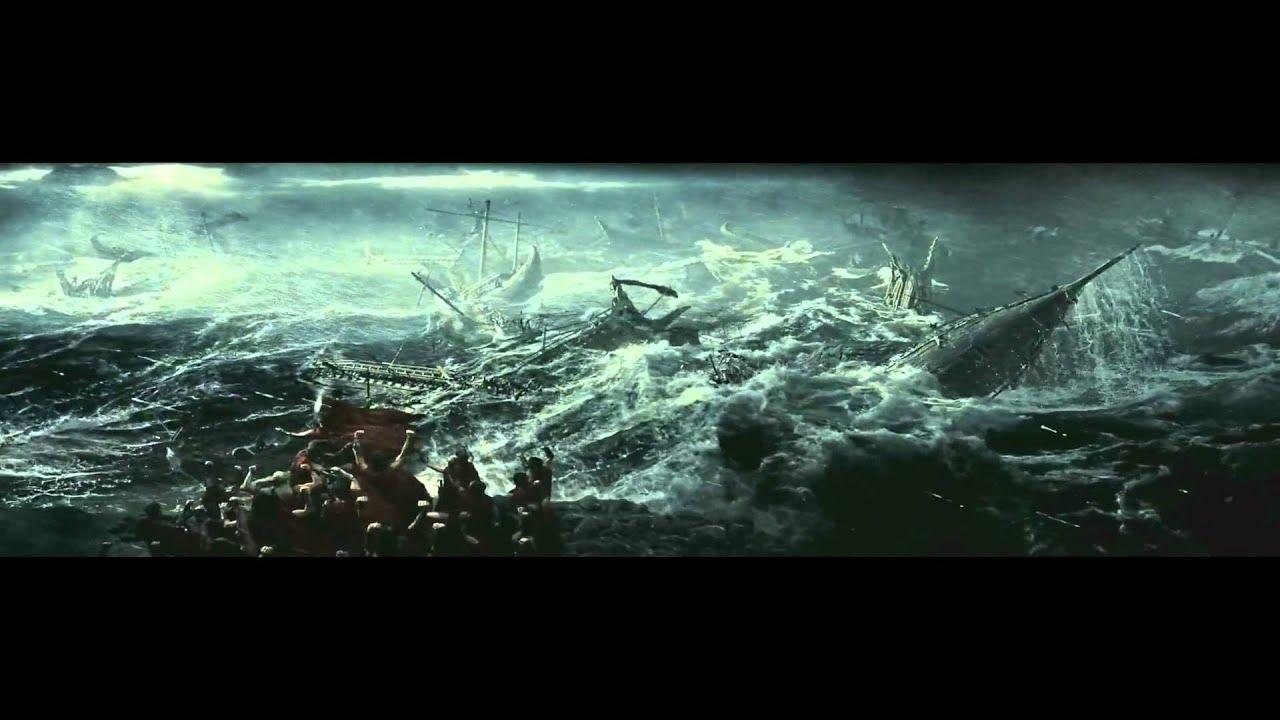 300 Full Movie >> 300 Storm Scene - YouTube