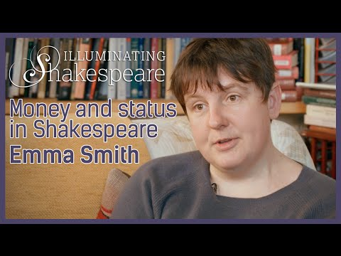 Money and status in Shakespeare