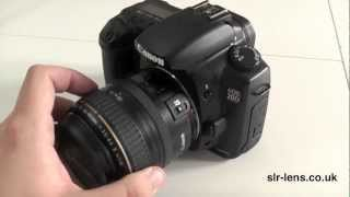 Canon EOS 20D Digital Camera Review(This is a video review of the Canon 20D. Launched in 2004, it's been around quite a while but its still a pretty capabable camera. This review covers the various ..., 2011-04-15T14:29:29.000Z)