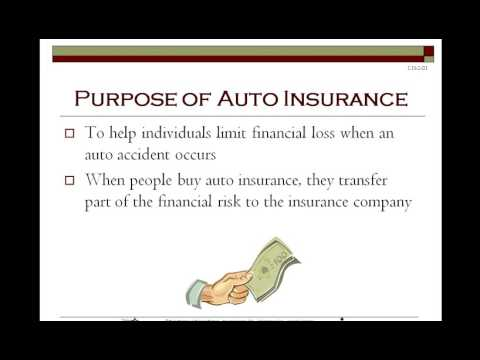 Auto Insurance Rates by Zip Code and its Purpose
