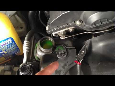 Bmw E39 E46 M54 M52 Radiator Pressure Too High And How To