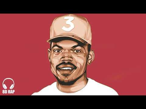 (8D RAP) Chance The Rapper - Pusha Man (Feat. Nate Fox & Lili K.)