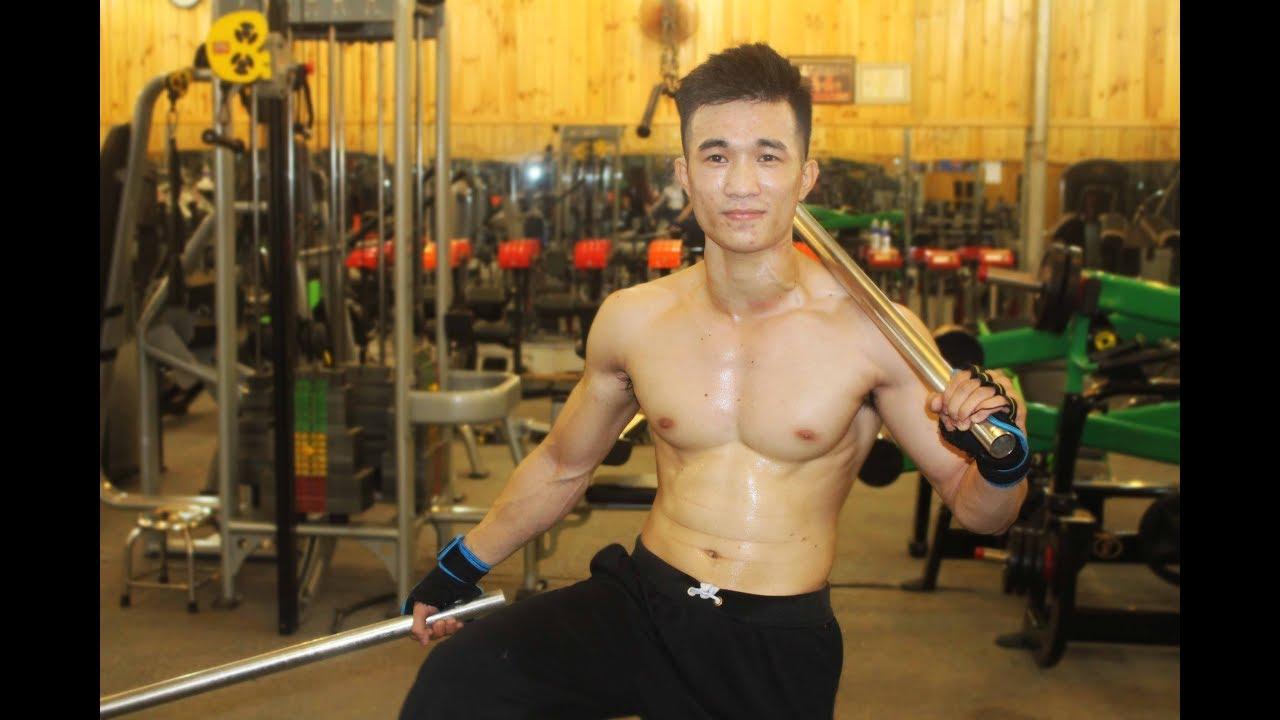 Đích Đến Gym | Lịch Tập Nâng Cao – Ngày 2: Cơ Ngực
