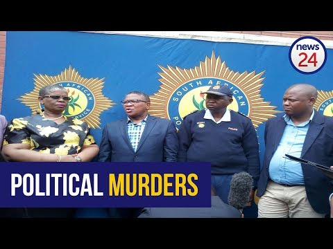 'Murder of politians viewed as threat to constitutional democracy' - Mbalula