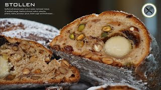 Stollen Recipe – Bruno Albouze – THE REAL DEAL