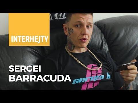 Sergei Barracuda číta komentáre (INTERHEJTY)