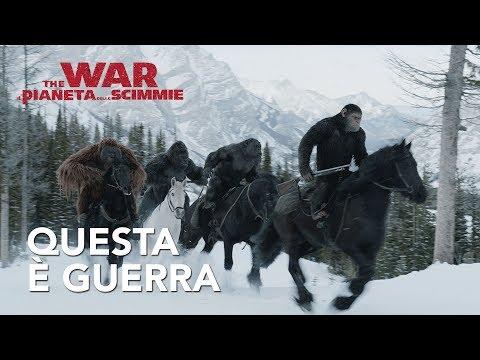 The War - Il Pianeta delle Scimmie | Questa è guerra Spot HD | 20th Century Fox 2017