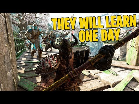 They Will Learn One Day - For Honor
