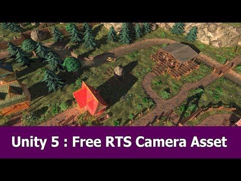 Unity RTS Camera - Free Asset - YouTube