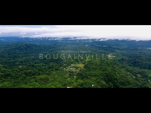 The Autonomous Region Of Bougainville - Papua New Guinea