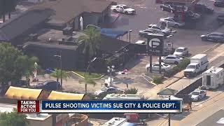 Pulse nightclub shooting survivors sue city of Orlando, its police